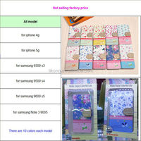 fancy high quality cell phone cases for iphone 5,cheap wallet case for iphone 5