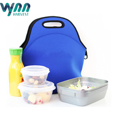 Eco-friendly Neoprene Fabric Outing Lunch Cooler Bag with Shoulder Strap