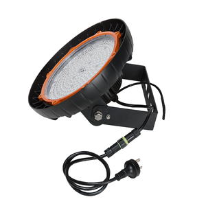 130LM/W UL 100W 120W 150W 200W 400W Warehouse Lighting Led High Bay, 100W UFO LED High Bay Light