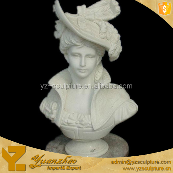 famous western female bust sculpture in europe for sale