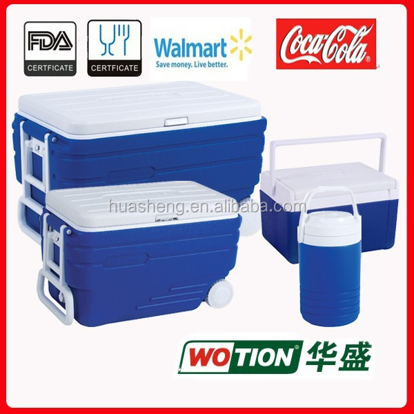 4-piece Excursion cooler blue HS723S6