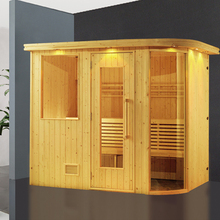 HS-SR005 hot sale sauna room/cheap saunas/sauna cubicles (2-4 people)