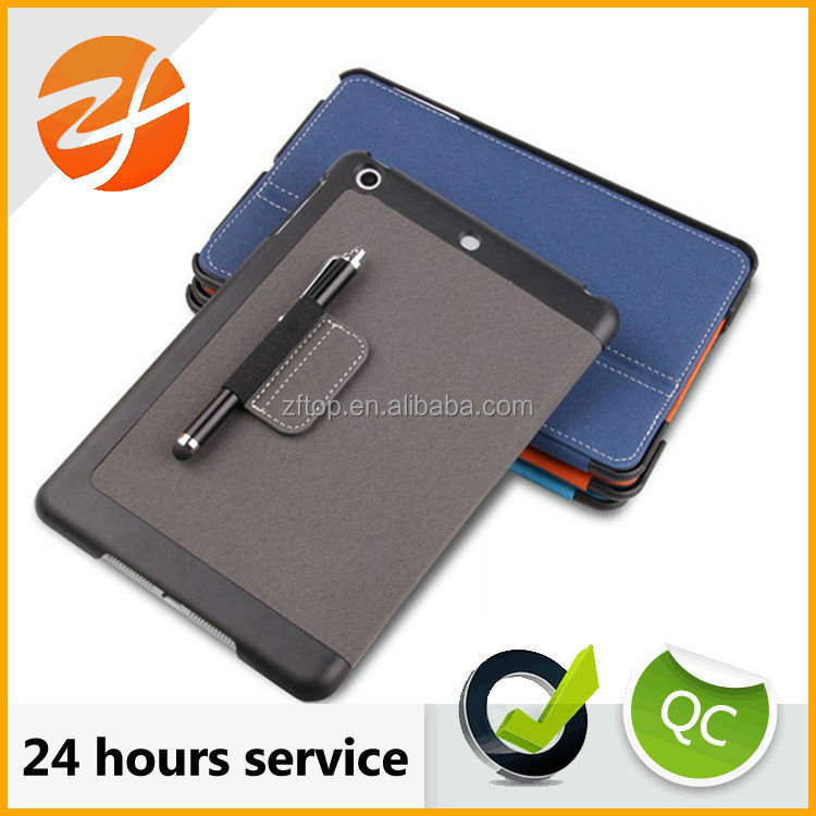 Stylus pen clip For ipad mini new leather case,for ipad mini 2 case