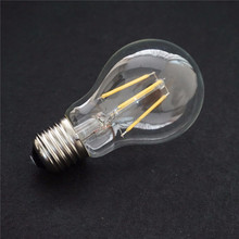 High lumen A19 led filament bulb ul 130lm/w 360degree 2700K