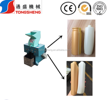 Small ABS or PET Waste Plastic Bottle Recycling Crusher Machine Unit