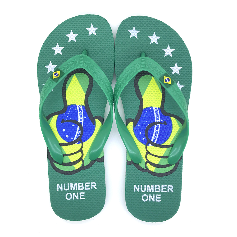 EVERTOP 2019 China Custom Leisure Cheap Hand Made Genuine Leather Slippers,Flip Flops upper flip flop straps hot wholesale