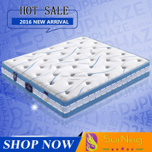 Elegant hotel 7-zone pocket spring mattress 1018-3