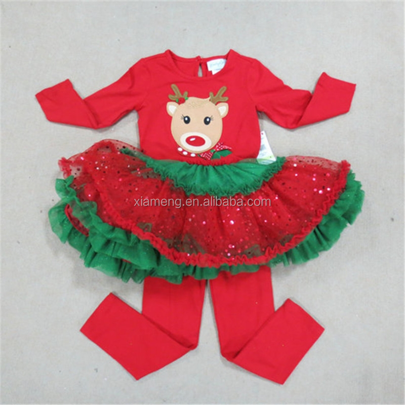 cute animal baby christmas costume
