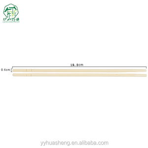 Vietnam and Korean market hot sale round disposable bamboo chopstick