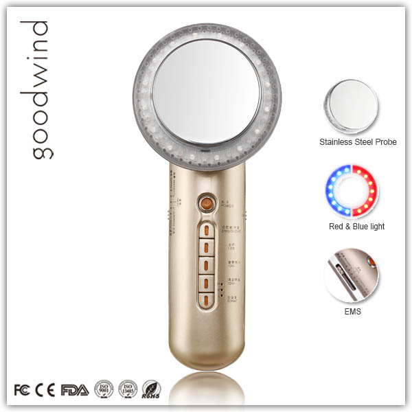 face massager ultrasonic face cleaner pimple removal beauty machine
