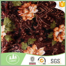 Best Selling Home Textile Use Printed Coral drapery Fabric