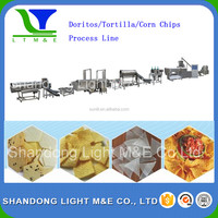 Jinan Automatic Corn Tortilla Chips Making Machine/production line