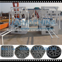High efficiency professional charcoal honeycomb brick machine at reasonable price, manufacturer