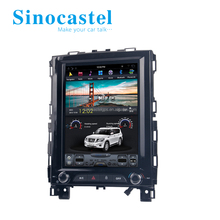 Sinocastel Android 6.0 System 10.4 inch Vertical HD Screen Car DVD Player For Renault Koleos 2017