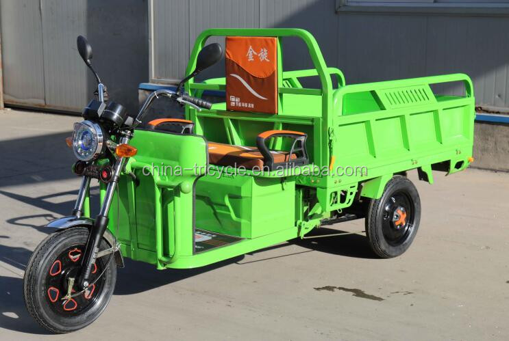 high quality adult electric cargo tricycle