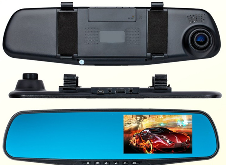 Hot Sell rear view mirror camera video recorder with cheap price