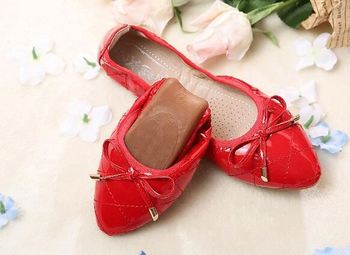 Wholesale cheap factory candy colors women summer big size flat loafer ladies shoes