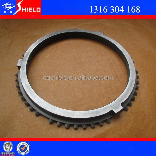 Large Truck Used Parts Manual Transmission Manufacturers 1316304168 Kamaz Synchronizer Ring for ZF 16S-151
