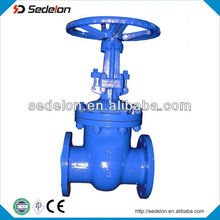 ASTM A216 WCB Flanged Manual Opearted Gate Valve