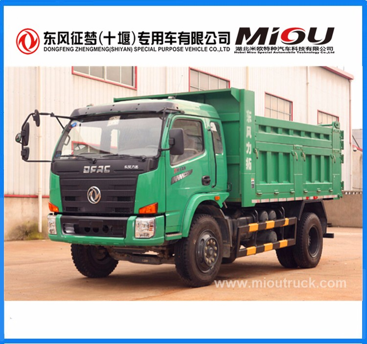 Dongfeng 1.6t mini tipper truck Tipper Hydraulic System
