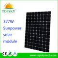 Sunpower high efficiency E20-327W mono solar panels 327W sunpower solar panels,