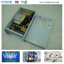 ETOP Ac To Dc 5V 12V 24V 48V Waterproof Switching Led Driver Power Supply For Led Lighting