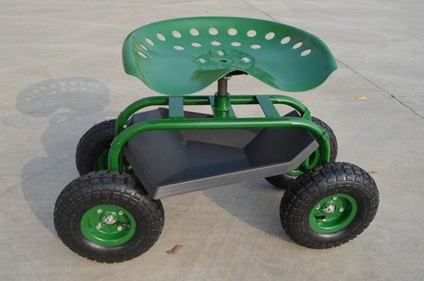 Garden Caddy On Wheels : Wheels gardening caddy with buy