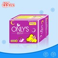 Unscented Ultra Thin Panty liner tampons for woman