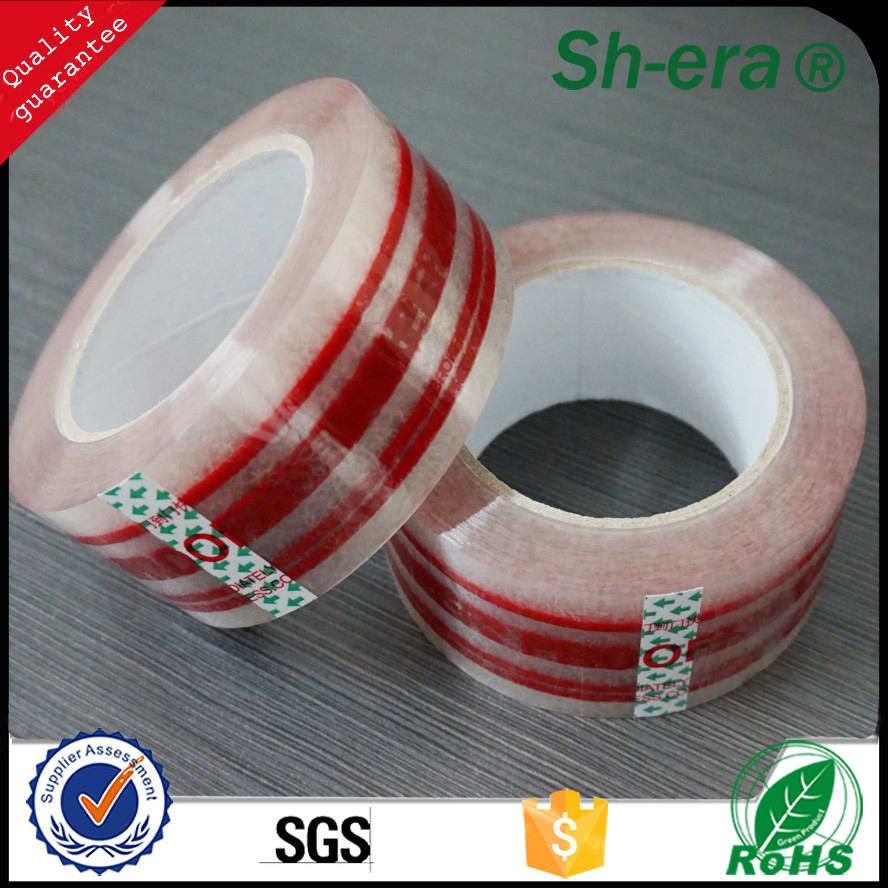 china supplier hot melt adhesive bopp printing tape machine