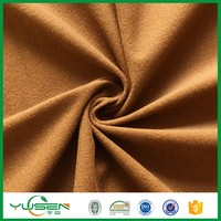 yellowish-brown 100% Poly Warp Knit Tricot Fabric
