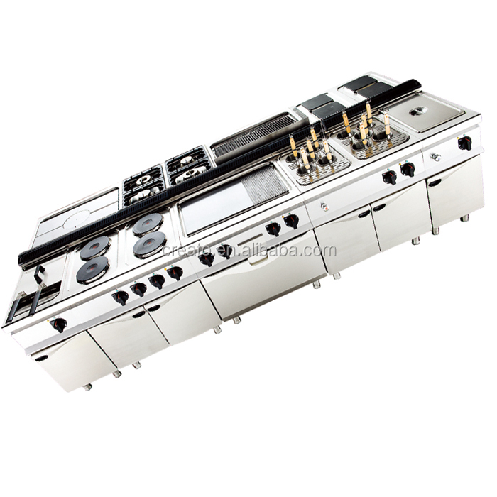 400 500 600 700 900 series electric/ gas cooking range