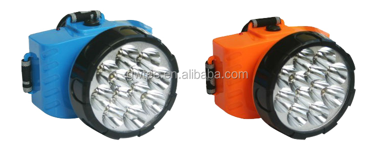 Rechargeable headlamp jetta led headlight