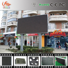 RGX 2014 new inventions P8 outdoor DIP full color led display/led signs