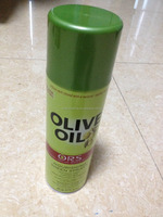 Olive Oil Nourishing Hair Sheen Spray