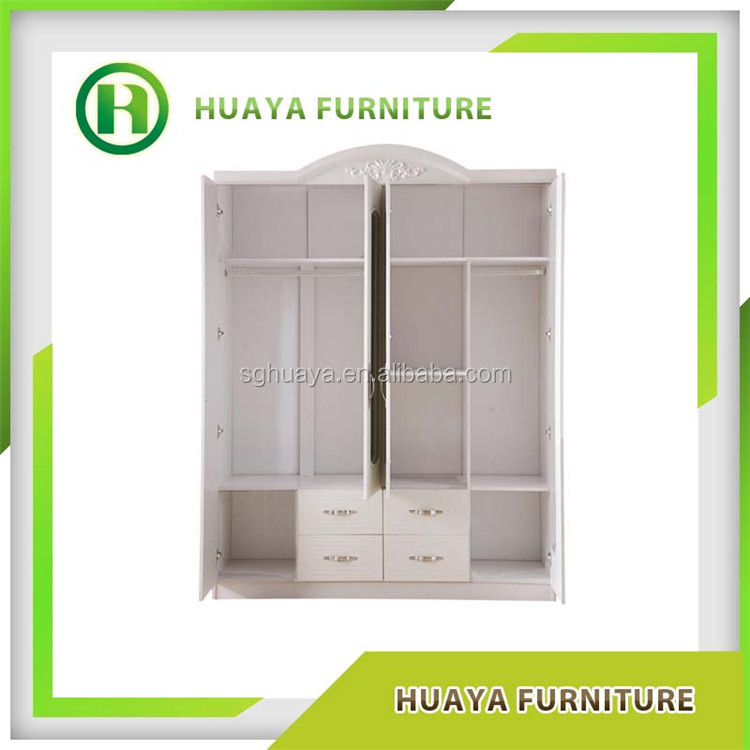 small size bedroom furniture wardrobe with mirror