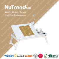 New type portable short computer desk folding table