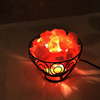 Customer Design Himalayan Crystal Rock Salt Lamp