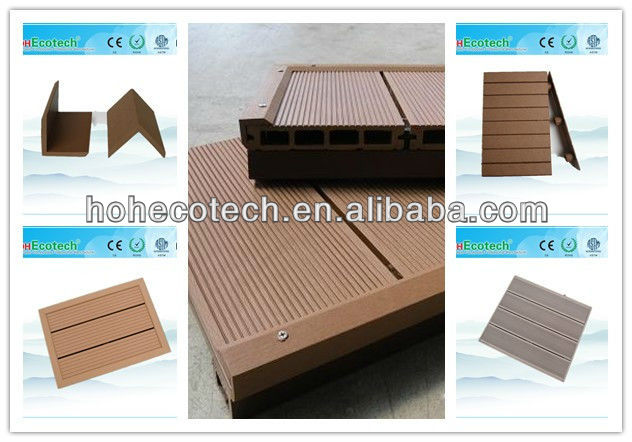 wpc composite decking prices(100*17)