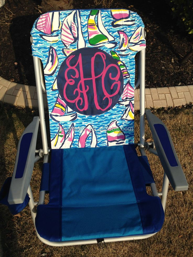 Personalized Beach Chairs new arrival personalized lilly beach chairs - buy lilly beach