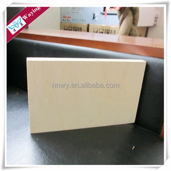 Hot Sale All Thickness Sublimation MDF