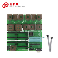 2015 Newest UPA USB Programmer V1.3 Auto ECU Tool with Only Adaptors Hotsale ECU Chip Tuning OBD2 Diagnostic Tool
