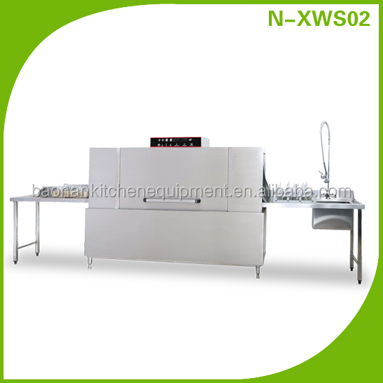 BN-XW03 Stainless Steel dish washing machine for hotel & restaurant With CE Approve in foshan