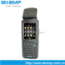 EKEMP Keyboard with Fingerprint Reader Supports 13.56MHZ RFID and GPRS M3