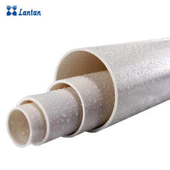 Manufacturers hot sales UPVC pipe for water supply and drainage