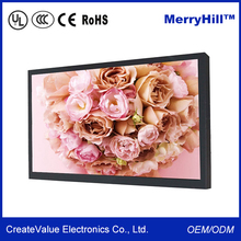 Industrial LCD Video Wall 22/ 32/ 42/ 46/ 55/ 65 inch Portable CCTV Studio Monitor
