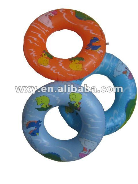 New design Inflatale swim ring