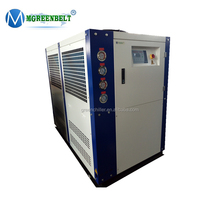 12hp 10hp Industrial Air Cooled Smart Water Chiller 25Kw From Jinan City