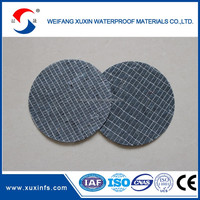 Roofing felt with glass-fiber reinforced for waterproof material