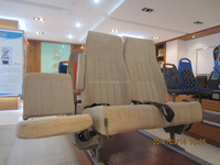 Best price toyota coaster bus seat with new style