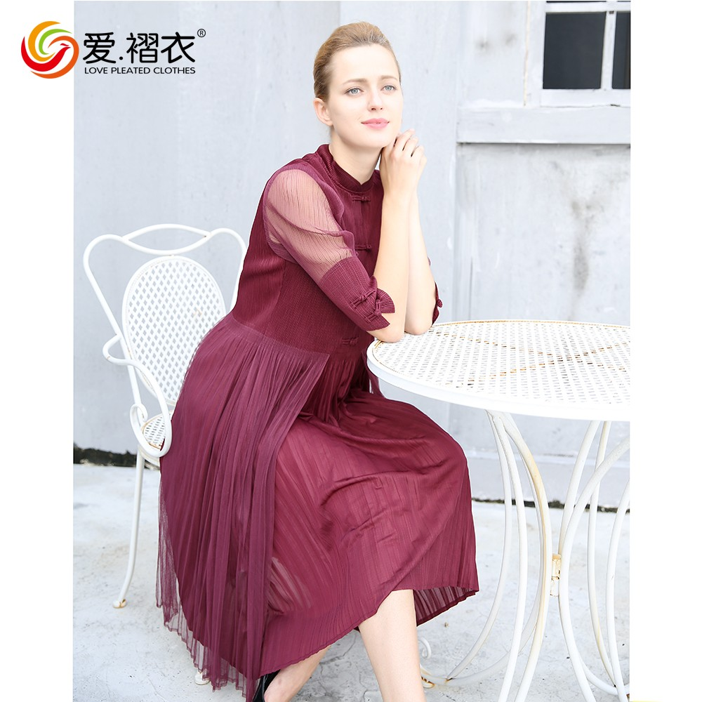 Alibaba express mature ladies one piece dress simple pretty lady clothing korean style clothes